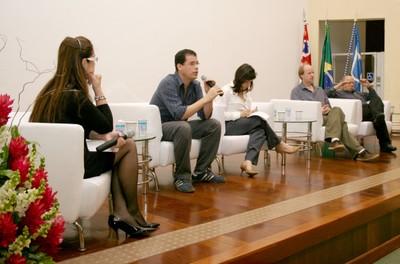 Fórum de Discussão Sobre Acesso aberto na USP - 26 de  outubro de 2010 - ft 18