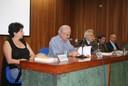 Eleonora Trajano, César Ades, Alfredo Bosi, José Augusto Pádua e Wagner Costa Ribeiro