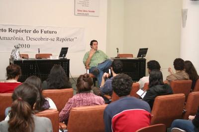 Pedro Ortiz inicia a sessão