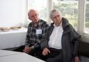 Eliezer Rabinovici e Peter Goddard