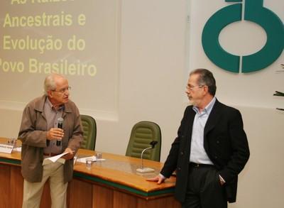 César Ades e Sérgio Danilo Pena