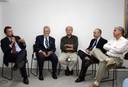 Ricardo Caldas, Guillermo Juan Creus, César Ades, Pedro Paulo Funari e Maurício Loureiro