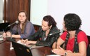 Bia Barbosa, Anna Maria Caldas e Roseli Goffman