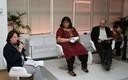Maria Inês Nogueira, Mridula Mukherjee e Pedro Paulo Funari