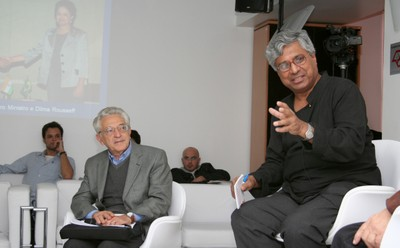 Alfredo Bosi e Aditya Mukherjee