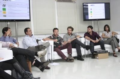 Gabriel Perez- Barreiro, Pedro Molina Temboury, Amilcar Parker, Cauê Alves, Daniel Rangel e Ana Pato