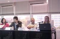 Sonia Maria Ramos Vasconcelos, Edson Watanabe, Luiz Henrique Lopes dos Santos e Marisa Russo Lecointre