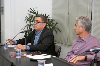 Marcelo Leite e José Eli da Veiga