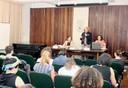 Tamara Gonçalves, Eva Blay e Heloisa Buarque de Almeida