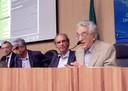Eliezer Diniz, José Eli da Veiga, Martin Grossmann e Alfredo Bosi