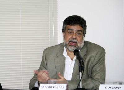 Sérgio Ferraz Novaes