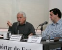 Ariovaldo de Oliveira e Pedro Ortiz