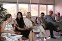 Ana Lydia Sawaya, Leila Costa, Maura Pardini Bicudo Véras, Marilda Gifalli, Martin Grossmann e Euclides Castilho