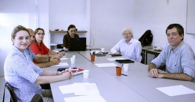 1a. Reunião do Grupo de Pesquisa Ciências Ambientais Sob a Coordenação do Prof. Pedro R. Jacobi  - 27 de março de 2013