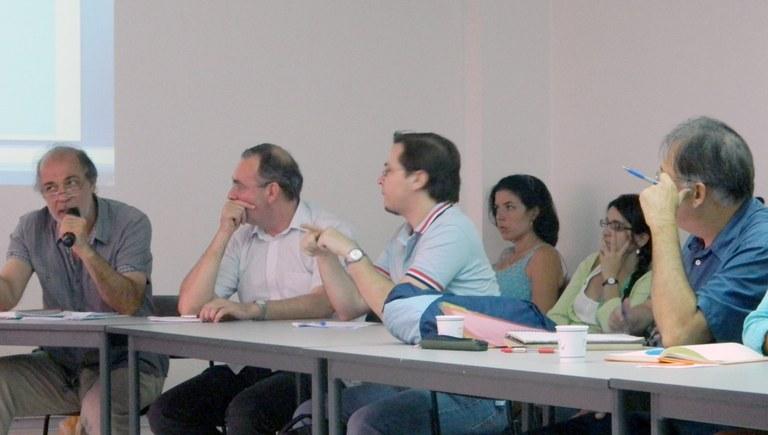 Pablo Mariconda e publico