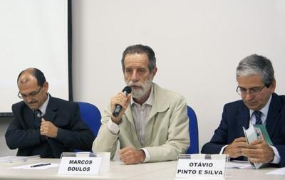 Salvador Ferreira da Silva, Marcos Boulos e Otávio Pinto e Silva