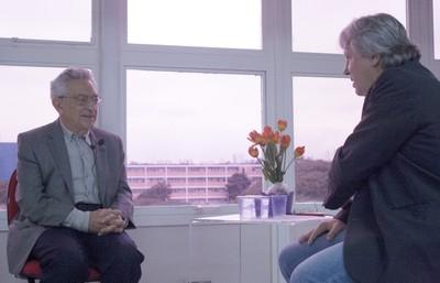 Alfredo Bosi e Ildo Sauer