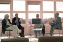 Pedro Jacobi, Eduardo Viola, José Eli da Veiga e Eduardo Felipe Pérez Matias