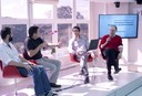 Lorenzo Baravalle, Gustavo Caponi, Hernán Neira e Maurício de Carvalho Ramos