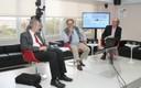 Luiz Nunes de Oliveira, Ciro Teixeira Correia e Martin Grossmann