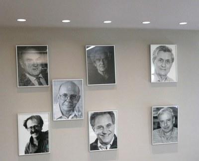 Ex-diretores do IEA-HU