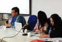 Walter Steenbock, Ivaneide Cardozo e Ana Tereza Reis da Silva