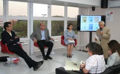 Carlos Augusto Monteiro, José Filippi Jr, Ana Lydia Sawaya e Alfredo Bosi