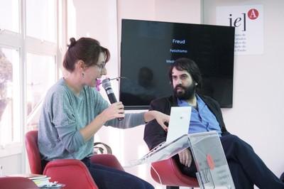 Marilia Mello Pisani e Pedro Paulo Rocha