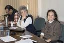 Salvador Sandoval, Graciela Mota Botello e Telma Regina de Paula Souza