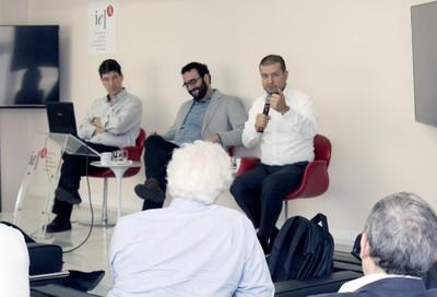 Mario Sergio Salerno,Guilherme Soares Gurgel do Amaral e Roberto dos Reis Alvarez