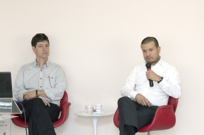 Mario Sergio Salerno e Roberto dos Reis Alvarez