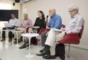 Eduardo Marques, José Álvaro Moisés, Heide Hackmann, Eduardo Viola, Pedro Jacobi