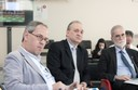 Bob Wollhein, Edmundo Aires e José Domingos Gonzalez Miguez