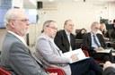 Reginaldo Arcuri, Bob Wollheim, Edmundo Aires e José Domingos Gonzalez Miguez