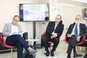 Bob Wollheim, Edmundo Aires e José Domingos Gonzalez Miguez