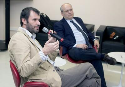 Agustín Espinosa e Nuno Marques da Costa