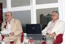 Mino Vienello e José Álvaro Moisés
