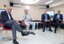 Celso Fonseca faz a abertura do evento e apresenta os expositores