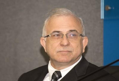 Rui Curi na homenagem ao honorário Gerhard Malnic