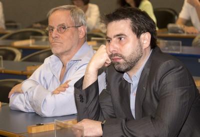 Elias da Rocha Barros e Alberto Rocha Barros
