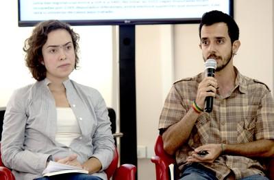 Beatriz Sanches e Rafael Moreira Dardaque Mucinhato