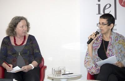 Flavia Schilling e Susel Oliveira da Rosa