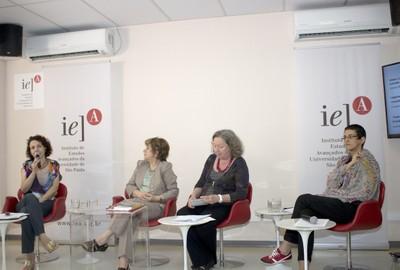 Janine Gomes da Silva, Graciela Jorge, Flavia Schilling e Susel de Oliveira Rosa