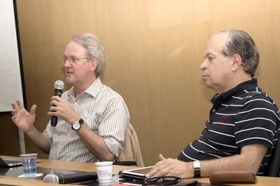 Adalberto Moreira Cardoso e Renato Janine Ribeiro