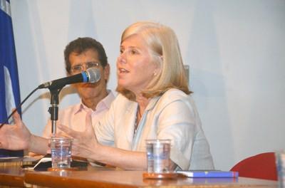 Carlos Augusto Monteiro e Denise Costa Coitinho