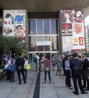 Visão Geral dos Painéis Sobre os 50 Anos do Golpe Militar em Frente ao Ministério Público Federal de São Paulo - PRR3