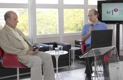 Luiz Bevilacqua e Renato Janine Ribeiro