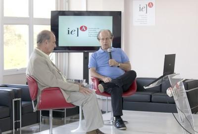 Luiz Bevilacqua e Renato Janine