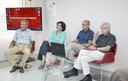 Márcio Automare, Daniela Campos Libório Di Sarno, Wagner Costa Ribeiro e Pedro Jacobi
