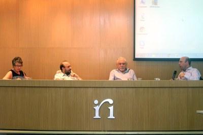 Maria Hermínia Tavares de Almeida, Leonardo Avritzer, Bernardo Sorj e Sérgio Fausto